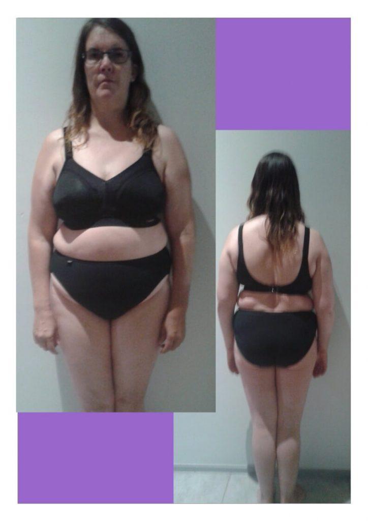 Onnistunut laihdutus